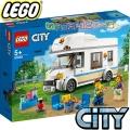 Lego City Ваканционна каравана 60283