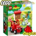 Lego Duplo Фермерски трактор и грижи за животните 10950