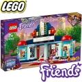 LEGO® Friends Градското кино в Хартлейк 41448