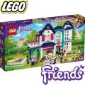 LEGO® Friends Семейната къща на Андреа 41449
