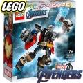 Lego Super Heroes Роботска броня на Тор 76169