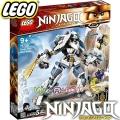 Lego Ninjago Битка с титаничния робот на Зейн 71738