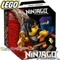 Lego Ninjago Комплект епични битки - Коул срещу Гост боец 71733