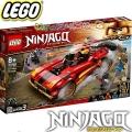 Lego Ninjago Нинджа нападател X-1 71737
