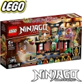 Lego Ninjago Турнир на стихиите 71735