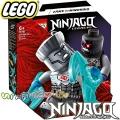 Lego Ninjago Комплект епични битки - Зейн срещу Ниндроид 71731