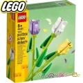 2021 Lego Seasonal Лалета 40461