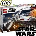 Lego Star Wars X-уинг файтърът на Люк Скайуокър 75301
