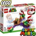 Lego Super Mario Допълнение: Piranha Plant Puzzling Challenge 71382