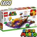 Lego Super Mario Допълнение: Wiggler's Poison Swamp 71383
