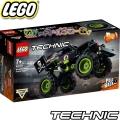 Lego Technic Monster Grave Digger 42118