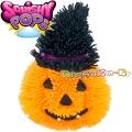 Squishy Pops Halloween Скуиши Тиква с LED светлина мека играчка за мачкане