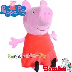 Simba Toys Плюшена играчка Peppa Pig 33см 043376