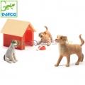 Djeco DJ07818 Комплект домашни любимци Кученца