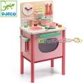 Djeco Дървена кухня Lila's Cooker DJ06504