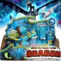 Dragons The Hidden World Дракон и ездач Буреноска и Астрид 6045112
