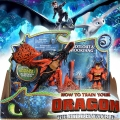Dragons The Hidden World Дракон и ездач Криворог и Сополак 6045112