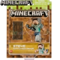 Minecraft Базова фигурка Steve With Chain Armor 16493