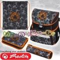 Herlitz Loop Plus Ергономична ученическа раница Tiger 50020553