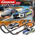 Carrera GO!!! Police Check Писта с 2 колички 8,4м. 62463