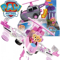 Paw Patrol Превозно средство Подхвърли и Полети с кученце Скай 6037883