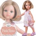 Paola Reina Дизайнерска кукла Карла с чанта 04405