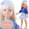 Paola Reina Дизайнерска кукла Маника с шапка 04406