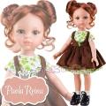 Paola Reina Дизайнерска кукла Червенокосата Кристи 04442