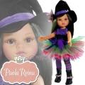 Paola Reina Дизайнерска кукла Вълшебницата Абигейл 04605