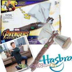 Marvel Avengers Чукът на Тор от Авенджърс със звуци E0617