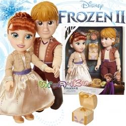 Disney Frozen 2 Кукла принцеса Анна и Кристоф с пръстен 201464