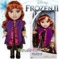 Disney Frozen 2 Кукла принцеса Анна с ботушки 202824
