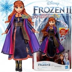 Disney Frozen Замръзналото Кралство 2 Пееща кукла принцеса Анна E6853
