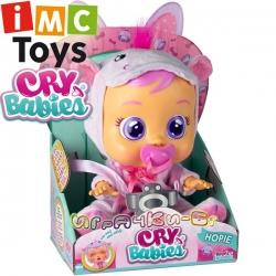 IMC Toys Cry Babies Интерактивно плачещо бебе Hopie 90224