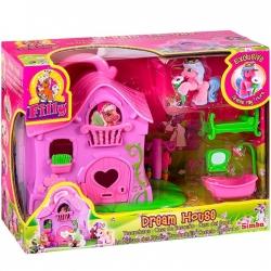 Simba Filly Къща на мечтите на 2 етажа 5954016