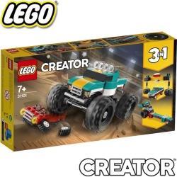 2020 Lego Creator Monster Truck 31101