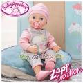 Baby Annabell Мека кукла Мия 46см. 700655 Zapf Creation