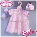 Baby Annabell Рокля и пантофки за кукла Бейби Анабел 700112 Zapf Creation