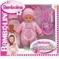 Bambolina CAMELIA Говореща интерактивна кукла 40см. BD1392