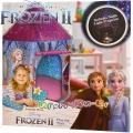 Frozen 2 Детска светеща палатка Замръзналото Кралство 5907-8490