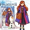 Disney Frozen Замръзналото Кралство 2 Кукла Анна и Олаф E6661