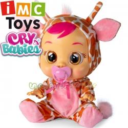 IMC Toys Cry Babies Интерактивно плачещо бебе Gigi 90170