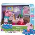"""Peppa Pig Игрален комплект """"Peppa's Magical Unicorn"""" с 3 фигурки 7170"""