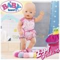 Baby Born Пижамка с пантофки за кукла Бейби Борн 824634 Zapf Creation