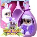 Bush Baby Меко животинче с движещи се очи и къща-шушулка Аби 2301