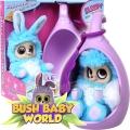 Bush Baby Меко животинче с движещи се очи и къща-шушулка Адеро 2301