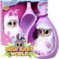 Bush Baby Меко животинче с движещи се очи и къща-шушулка Саси 2301