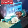 Fisher Price Успокояващ проектор за гушкане Хипопотам CGN86