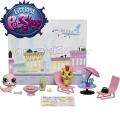 """Littlest Pet Shop Комплект за игра """"Гледка от покрива"""" A8538"""