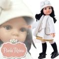 Paola Reina Дизайнерска кукла Карина със зимни дрехи 04404